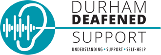 Durham Deafened Support Logo